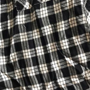 Relativity Tops - Plaid Shirt